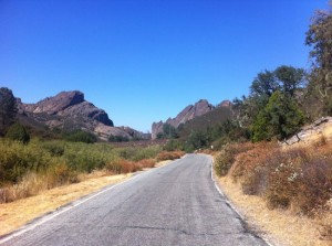 Pinnacles State Park, Soledad, California, August 14, 2012