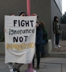 Fight Ignorance not Immigrants